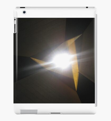 Mysterious Light iPad Case/Skin