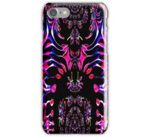Abstract African Daisy design iPhone Case/Skin