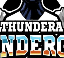 Thundera Thundercats Sticker