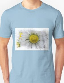 white daisies in spring T-Shirt