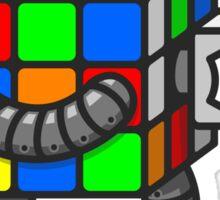 Rubiksbot Sticker