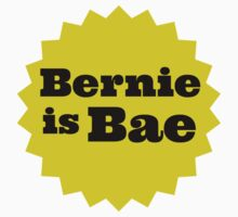 Bernie is Bae One Piece - Short Sleeve