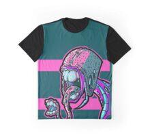 cartoon alien mutant Graphic T-Shirt