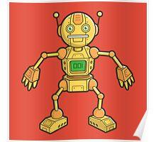 Robot 001 Poster