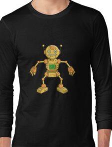 Robot 001 Long Sleeve T-Shirt