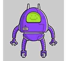 Robot 002 Photographic Print