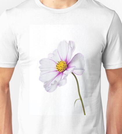 Cosmea bipinnatus Unisex T-Shirt