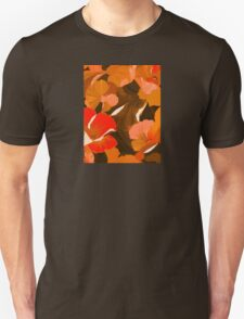 Donna's Autumn Woodcut Unisex T-Shirt