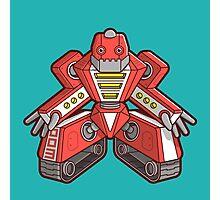 Robot 003 Photographic Print