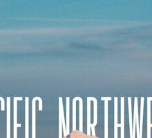 Pacific Northwest MT Hood Sticker
