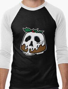 Poison Christmas Pudding Men's Baseball ¾ T-Shirt