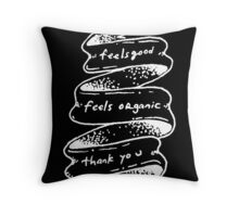 Duchovny Inspired (D) Throw Pillow
