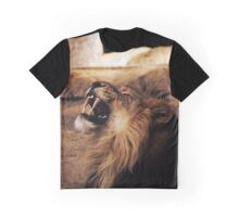 indian lion Graphic T-Shirt