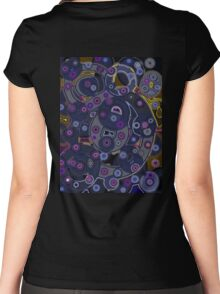Micro 9 by Anne Winkler Women's Fitted Scoop T-Shirt