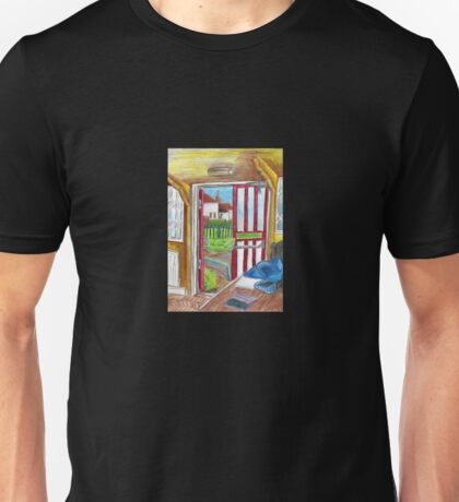 Escape on Saturday Morning Unisex T-Shirt