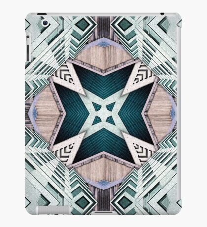 City Buildings Abstract 2 iPad Case/Skin