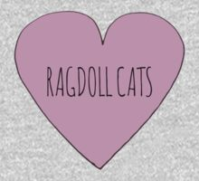 Ragdoll cat love Baby Tee