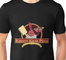 Krusty Krab Pizza Unisex T-Shirt