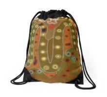 Micro 6 by Anne Winkler Drawstring Bag