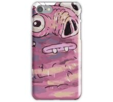 Pink Blob iPhone Case/Skin