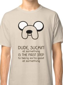 Jake the Dog Classic T-Shirt