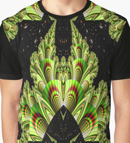 Intergalactic Migration Graphic T-Shirt