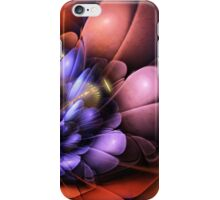 Floral Flame iPhone Case/Skin