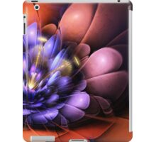 Floral Flame iPad Case/Skin
