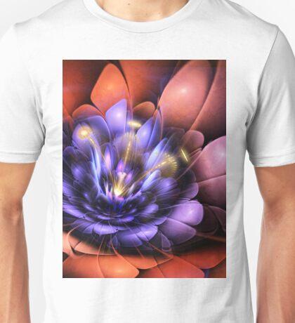 Floral Flame Unisex T-Shirt