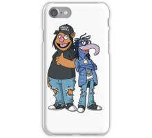 Fozzy & Gonzo - Waynes World iPhone Case/Skin