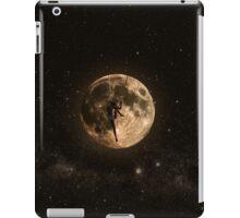 Surreal Moon Climber iPad Case/Skin