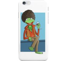 Kermit The Ladies Man iPhone Case/Skin