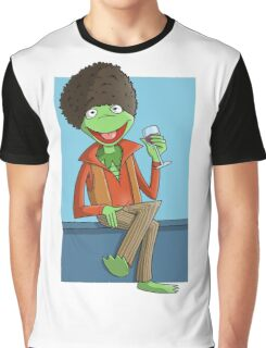 Kermit The Ladies Man Graphic T-Shirt