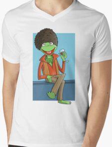Kermit The Ladies Man Mens V-Neck T-Shirt