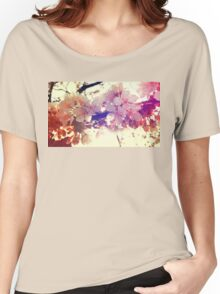 Fruit flower Women's Relaxed Fit T-Shirt