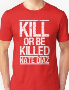 Nate Diaz.  T-Shirt