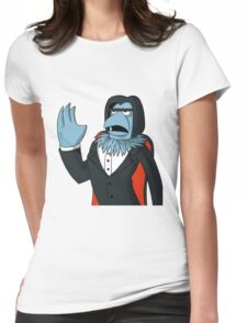 Sam Eagle - Opera Man Womens Fitted T-Shirt