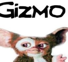 Gremlins Gizmo Sticker