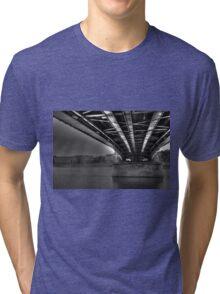 Walk in Budapest Tri-blend T-Shirt
