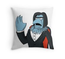 Sam Eagle - Opera Man Throw Pillow