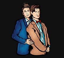 Awkward Prom Doctors Unisex T-Shirt