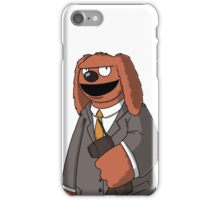 Rowlf The Unfrozen Caveman Laywer iPhone Case/Skin