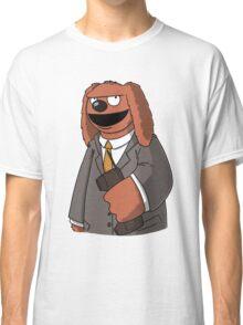 Rowlf The Unfrozen Caveman Laywer Classic T-Shirt