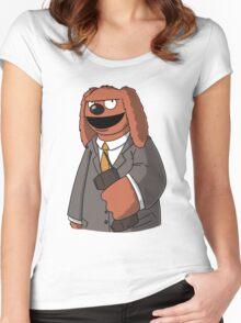 Rowlf The Unfrozen Caveman Laywer Women's Fitted Scoop T-Shirt