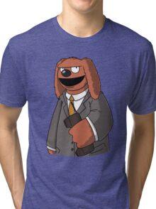 Rowlf The Unfrozen Caveman Laywer Tri-blend T-Shirt