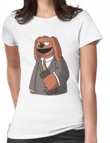 Rowlf The Unfrozen Caveman Laywer Womens Fitted T-Shirt
