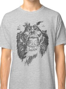 lion, indian lion Classic T-Shirt
