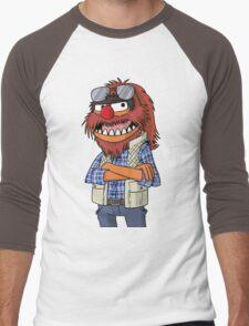 Macgruber - Animal Men's Baseball ¾ T-Shirt