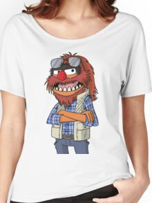 Macgruber - Animal Women's Relaxed Fit T-Shirt