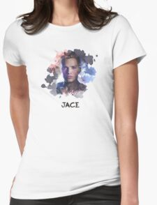Jace - Shadowhunters - Canvas Womens Fitted T-Shirt